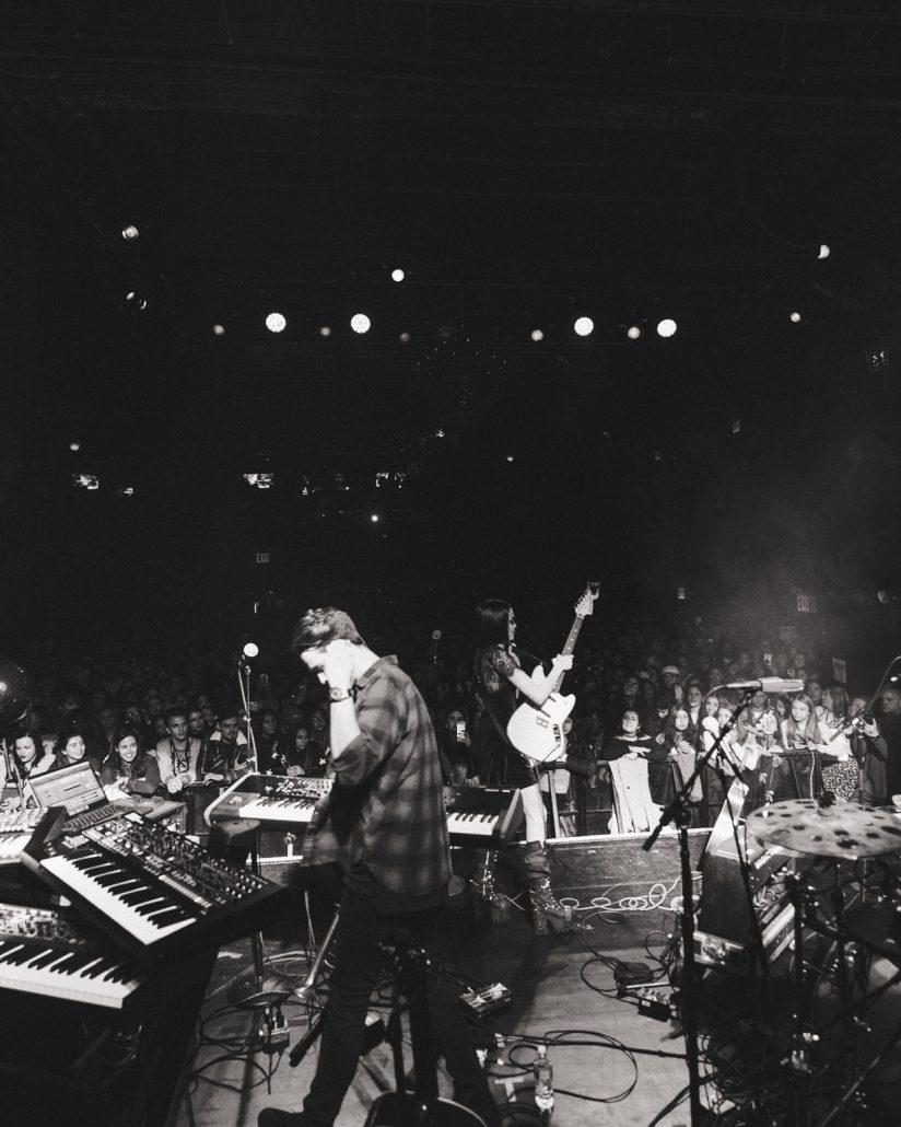 Maggie Lindemann on tour